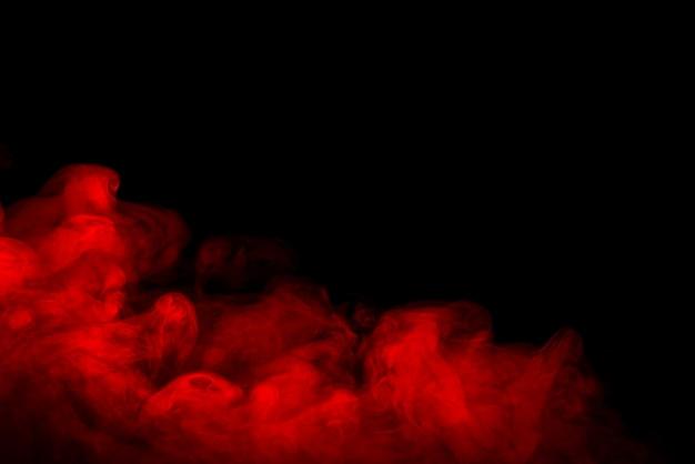 Rode rook achtergrond