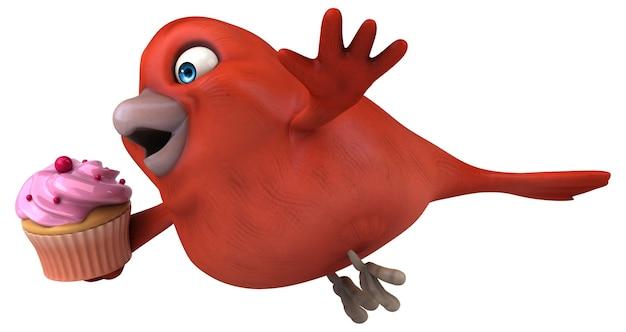 Rode vogel