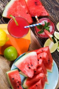 Rode watermeloen