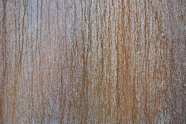 Roestige metalen muur voor achtergrond