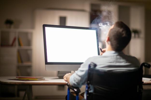 Roken op de werkplek