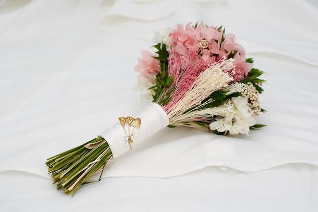 Romantisch boeket bloemen