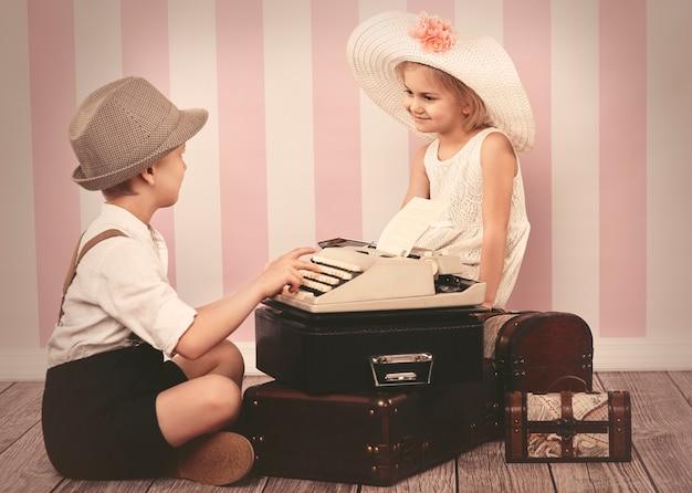 Romantische brief voor speciaal meisje