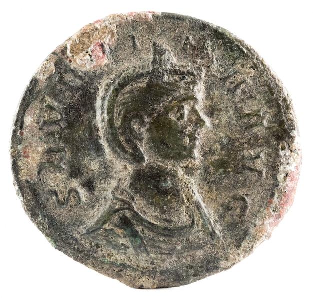 Romeinse denarius van severina munt