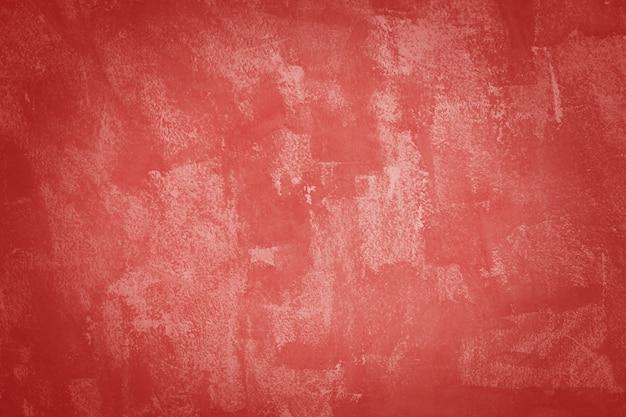Rood beton cement textuur behang
