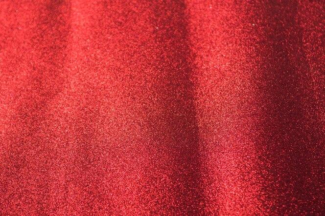Rood glitter bokeh lichten achtergrond
