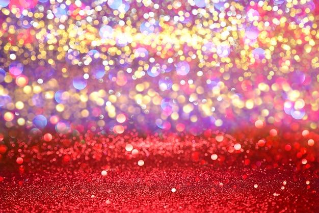 Rood schitter textuur abstracte achtergrond van kerstmis