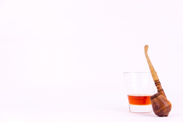Rook en drink