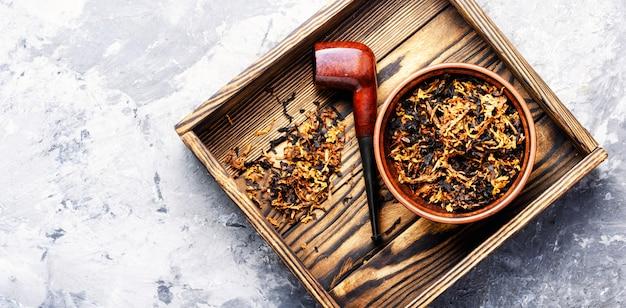 Rookpijp en tabak