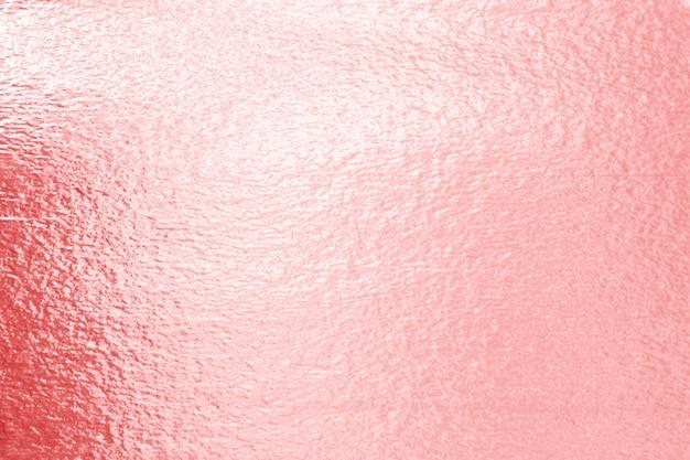Rose goud folie textuur achtergrond