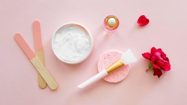 Rose spa natuurlijke cosmetica