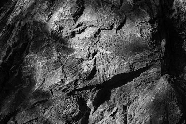 Rots achtergrondstructuur, stenen muur