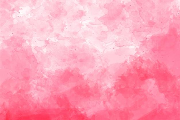 Roze abstracte waterverfachtergrond