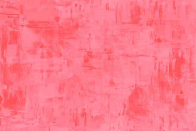 Roze achtergrondbehang abstracte verftextuur
