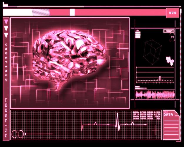 Roze breininterfacetechnologie