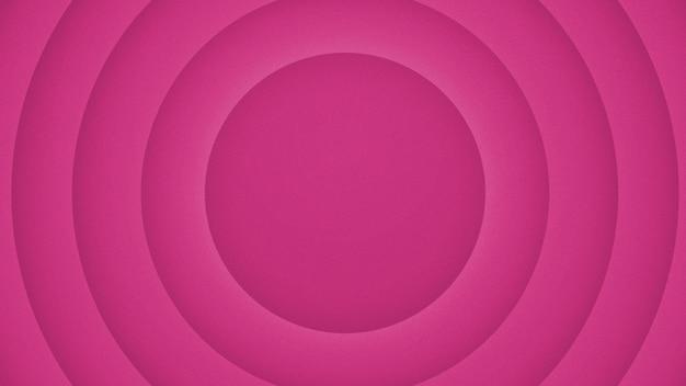 Roze cartoon achtergrond