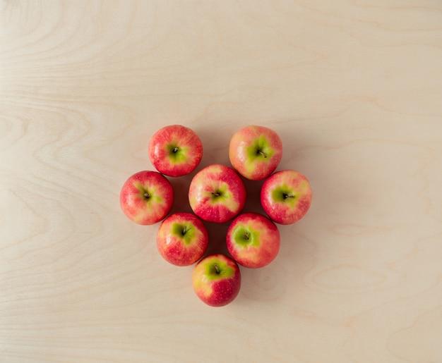 Roze dame appels