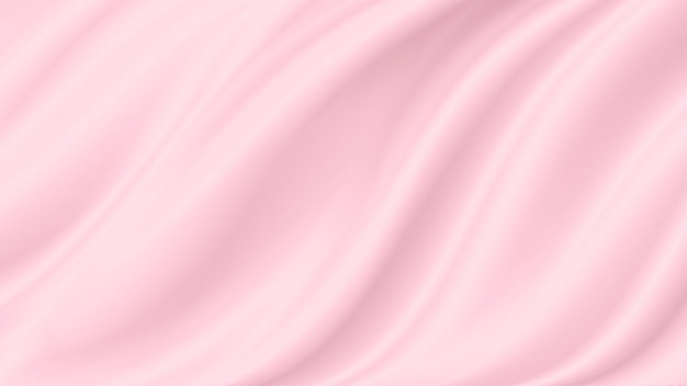 Roze doek achtergrond