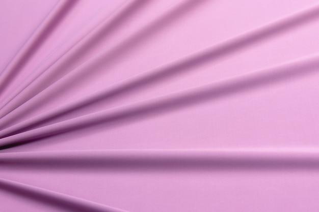 Roze gebreide warme stof