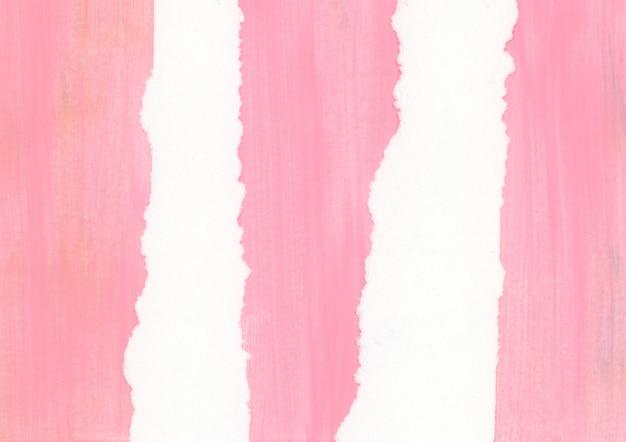 Roze gebroken