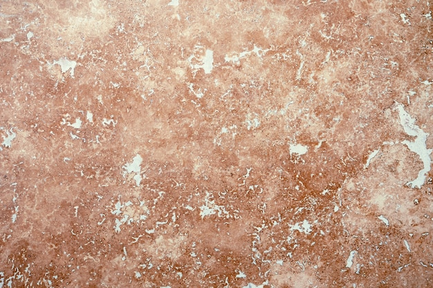Roze gepolijste marmeren textuur. steen