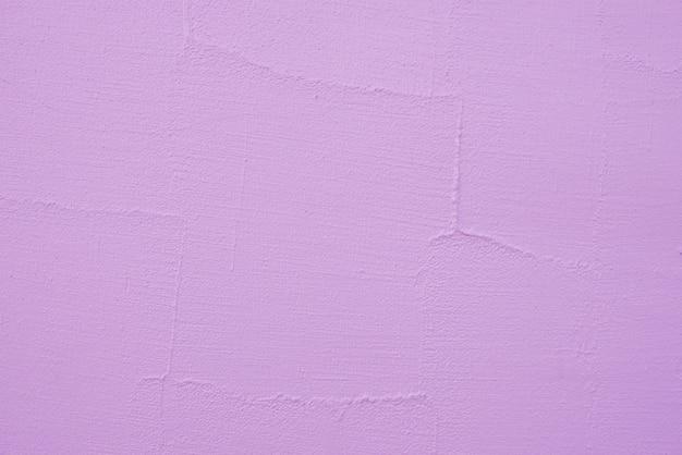 Roze geschilderde muur