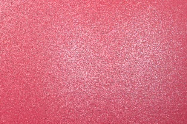 Roze glitter textuur achtergrond, luxe en gloeiende oppervlakte achtergrond foto