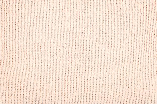 Roze licht gebreide stof