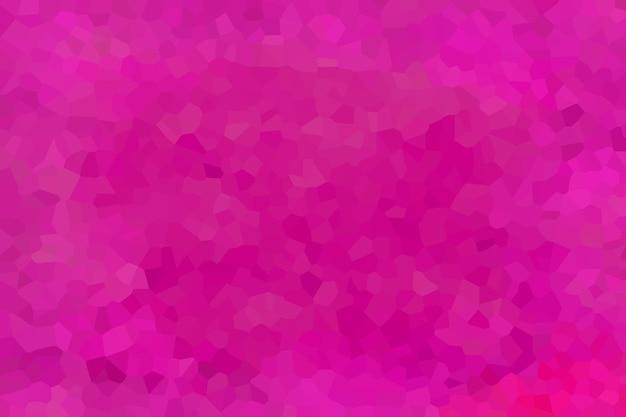 Roze paarse mozaïek abstracte textuur achtergrond, patroon behang