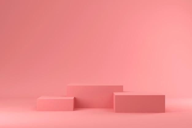 Roze podium concept