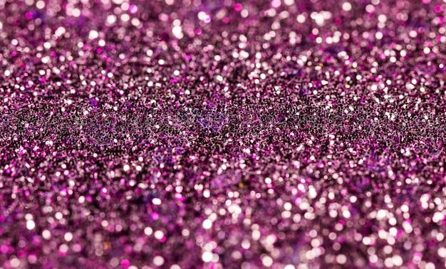 Roze reflecterende glitter