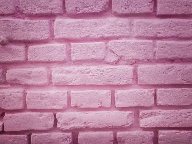 Roze stenen muur als achtergrond