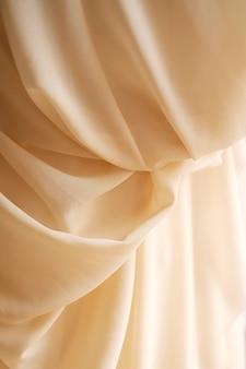 Roze stoffentextuur voor abstracte achtergrond, ontwerp en behang, zachte en onduidelijk beeldstijl,
