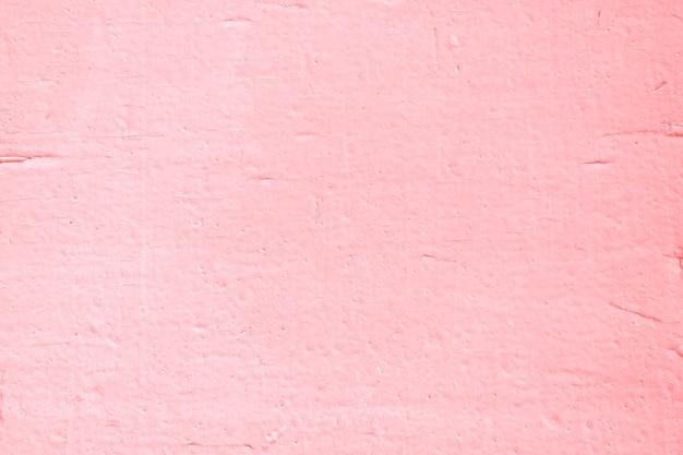 Roze stucwerk muur textuur achtergrond
