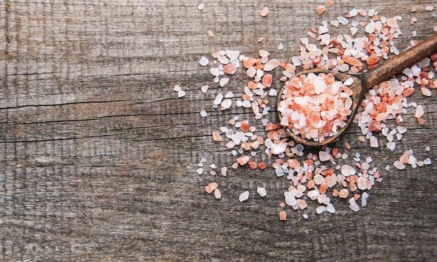 Roze zout uit de himalaya