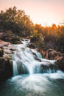 Ruidera waterval