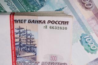 Russische roebels