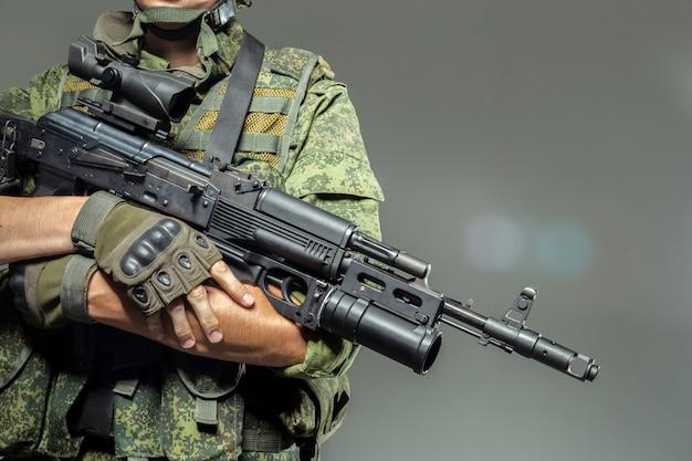 Russische soldaat
