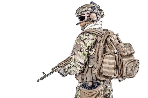 Russische speciale operaties dwingt