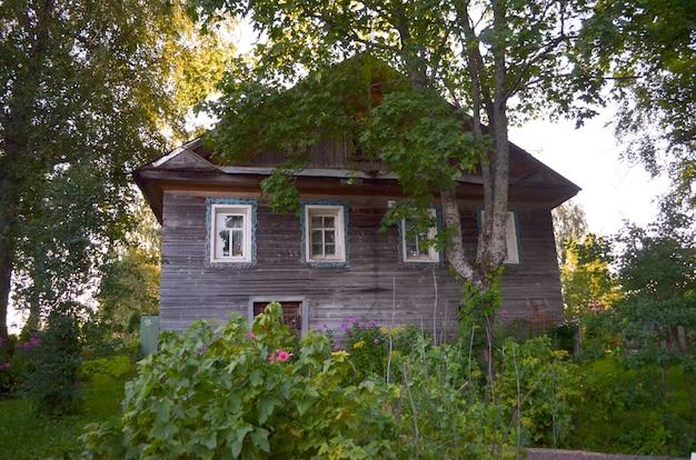 Russische stijl in architectuur