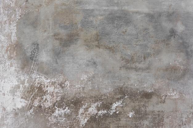 Rustiek scrtached de concrete achtergrond van de muurtextuur