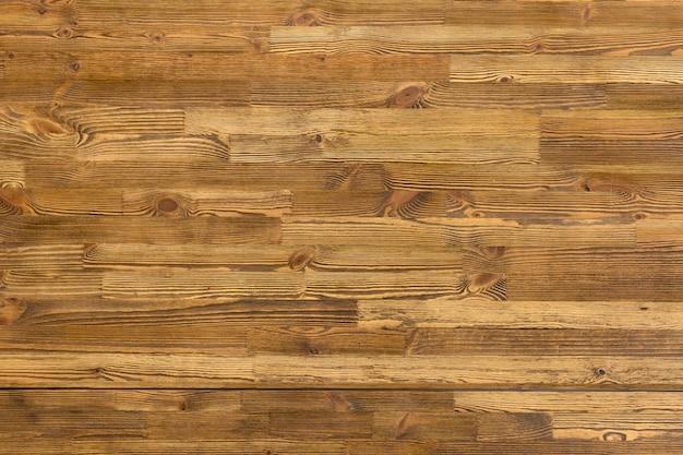 Rustiek verweerd bruin hout