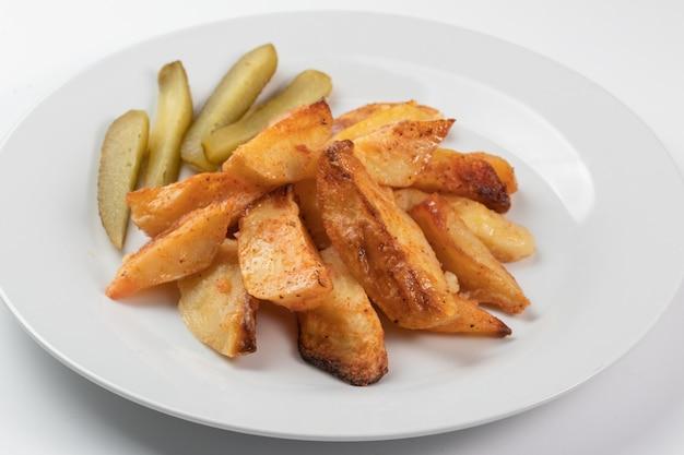Rustieke aardappelen