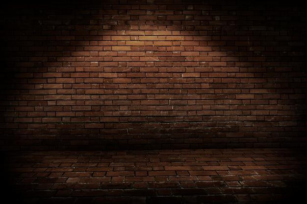Rustieke bakstenen muurachtergrond