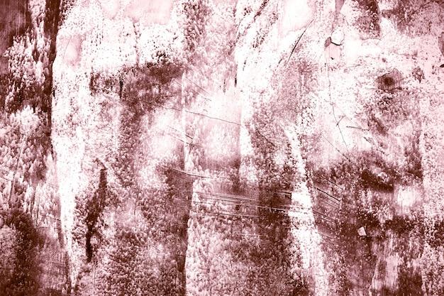 Rustieke roze gouden geweven verf
