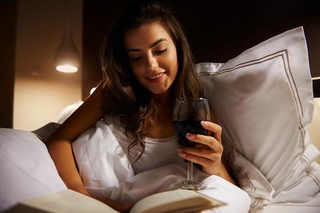 Rustige avond als ik tijd heb voor mezelf
