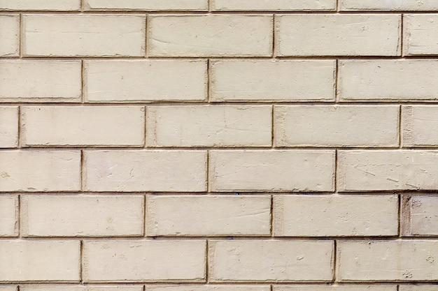 Ruwe bakstenen muur voor textuur of achtergrond.
