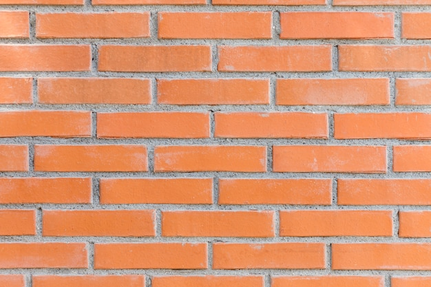 Ruwe concrete bakstenen muur in openlucht textuur