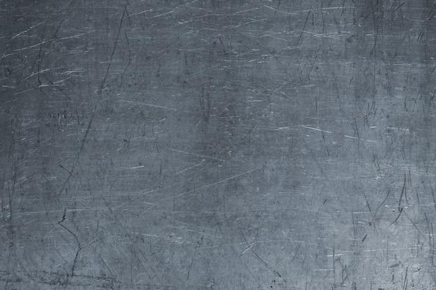 Ruwe metalen structuur, grijs staal of gietijzeren oppervlak