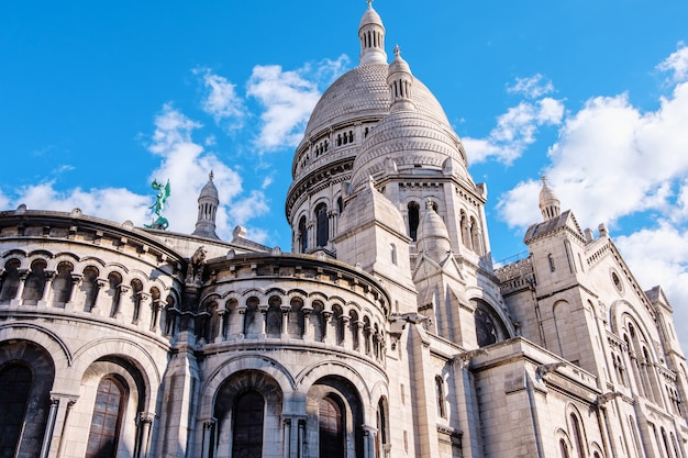 Sacre coeur-basiliek in parijs
